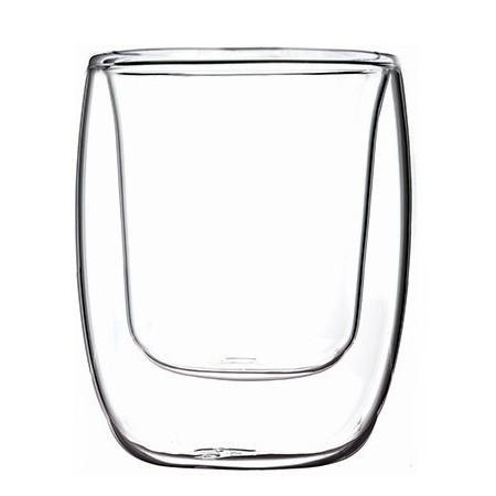 JOCO Hardware Lane Insulated Glasses 2pk - Espresso