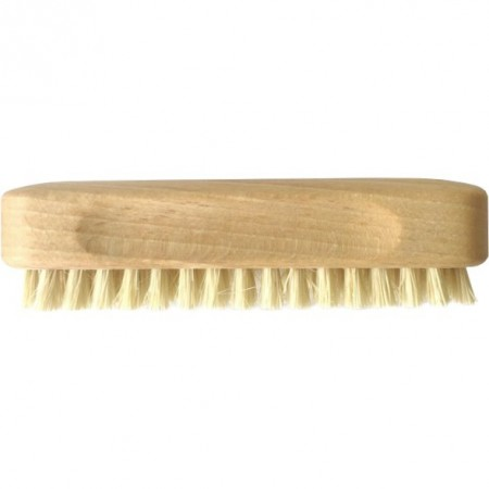 Wooden Gardener's Nail Brush