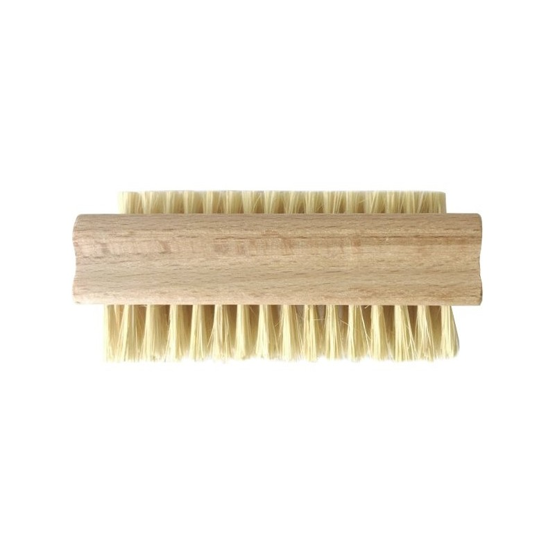 Wooden Dual Sided Nail Brush