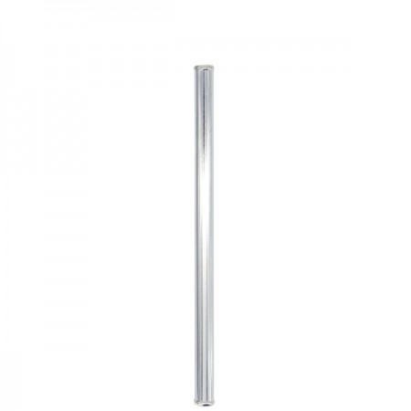 Short Stainless Steel Double Ended Safety Straw 9mm