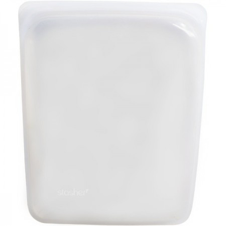 Stasher Silicone Storage Bag Large 1.92L - Clear