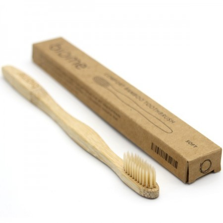 Biome Bamboo Toothbrush Adult SOFT