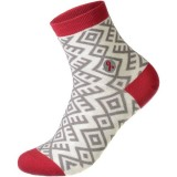 Conscious Step Socks That Treat HIV (Geometric) - Women Mid