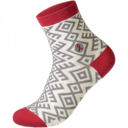 Conscious Step Socks That Treat HIV - Geometric Mid