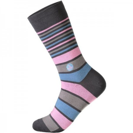 Conscious Step Socks That Feed Children - Stripe