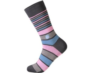 Conscious Step Socks That Feed Children (Stripe) - Unisex