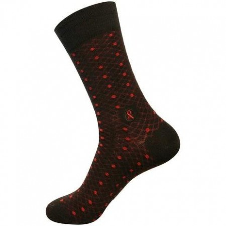 Conscious Step Socks That Treat HIV - Polka
