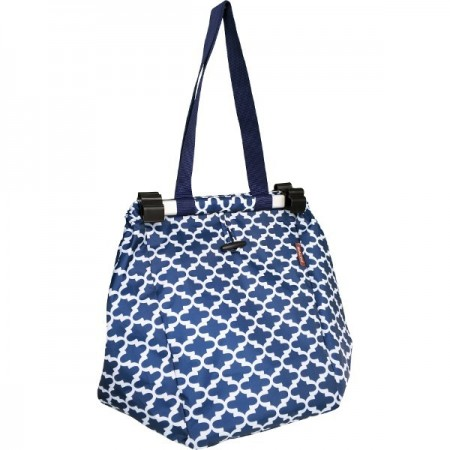 Sachi Shopping Trolley Bag - Moroccan Navy