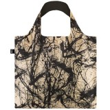 Loqi Shopping Bag - Jackson Pollock 'Number 32'