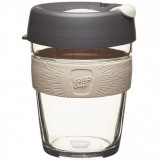 KeepCup Medium Glass Cup 12oz (340ml) - Chai