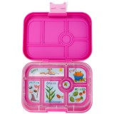 Yumbox Lunch Box - Original 6 Compartment Malibu Purple
