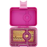Yumbox MiniSnack - 3 Compartment Malibu Purple