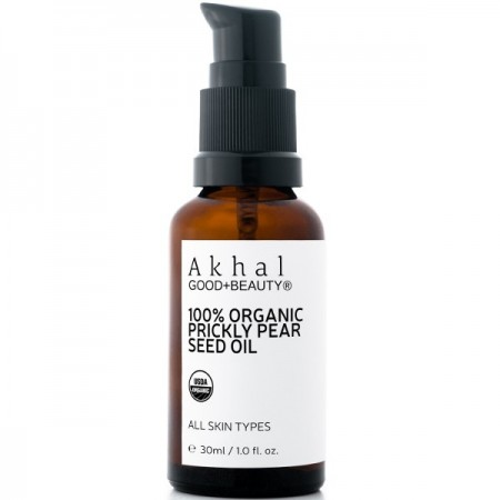 Akhal Organic Prickly Pear Seed Oil 30ml