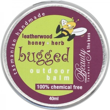 Beauty & the Bees Bugged Outdoor Balm 40ml