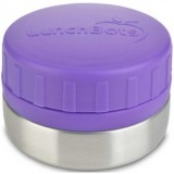 LunchBots Leak Proof Rounds 120ml 4oz - Purple