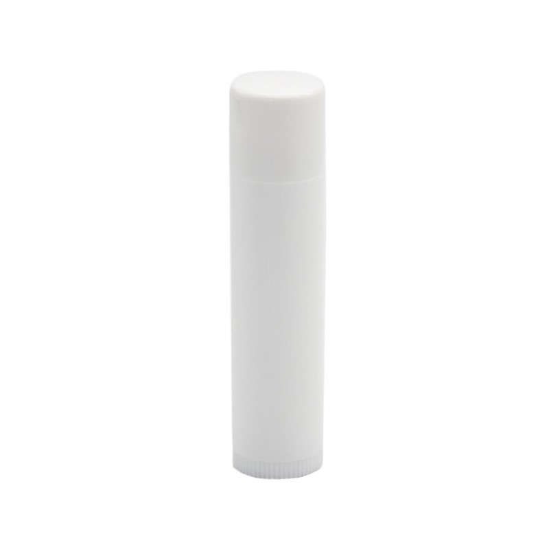 White Lip Balm Twister Tube - 5ml