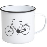 Enamel Mug - Bike