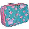 Go Green Lunch Box - Flamingo