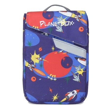 PlanetBox Shuttle Expandable Carry Bag - Rocket
