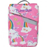 PlanetBox Shuttle Expandable Carry Bag - Rainbow
