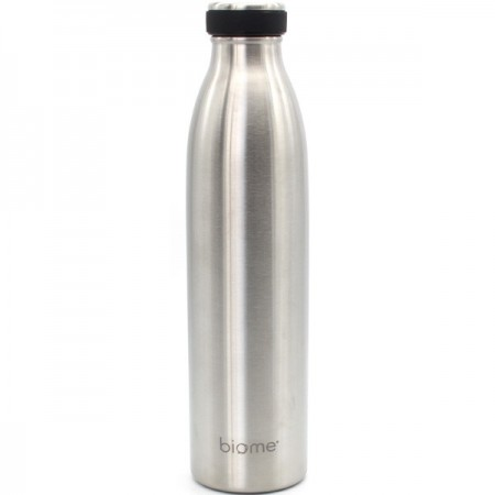 Biome Stainless Steel Insulated Water Bottle 750ml