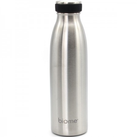 Biome Stainless Steel Insulated Water Bottle 500ml