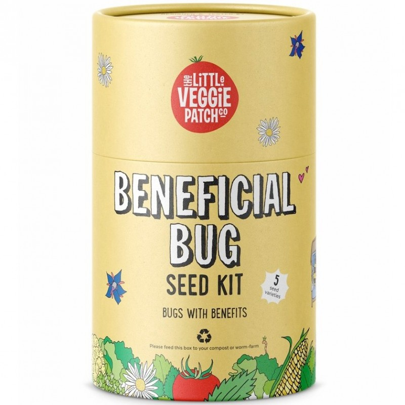 The Little Veggie Patch Co. Seed Kit - Beneficial Bug