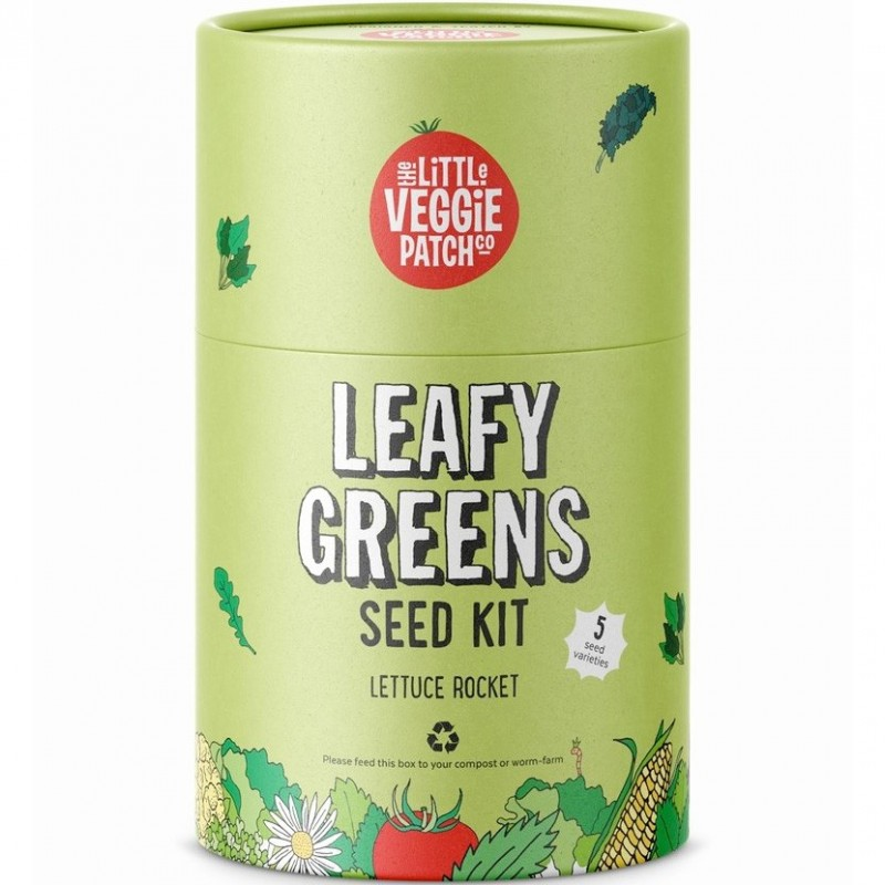The Little Veggie Patch Co. Seed Kit - Leafy Greens