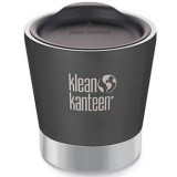 Klean Kanteen Insulated Tumbler 237ml 8oz - Shale Black (Klean Coat)
