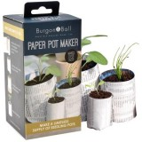 Paper pot makers (3-in-1)