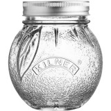 Kilner Orange Preserve Jar 400ml