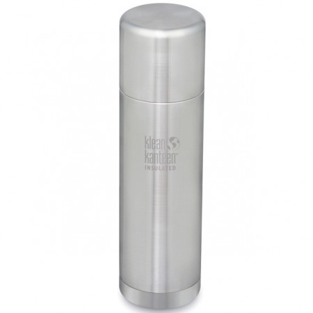 Klean Kanteen TKPro 33oz 1L - Brushed Stainless