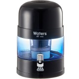 WatersCo BIO 1000 Benchtop Alkaline Water Filter 10L - Black
