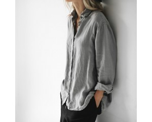 Seaside Tones Grey Shirt