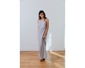 The MNML Decade Dress Grey Marle