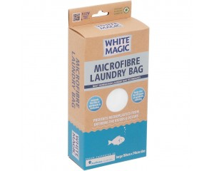 White Magic Microfibre Laundry Bag