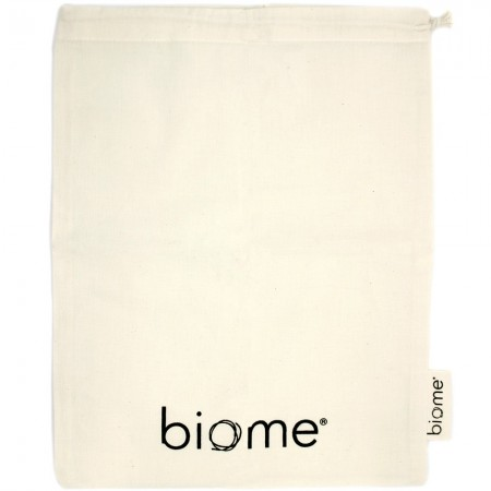 Biome Organic Cotton Bread Bag Multi Use Bag
