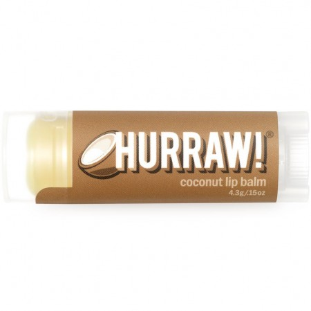 Hurraw lip balm - coconut