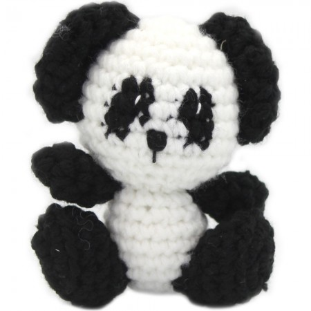 Koji Crochet Toy - Panda