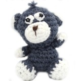 Koji Crochet Toy - Monkey