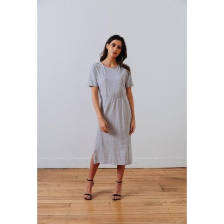 The MNML Wanderer Dress Grey Marle