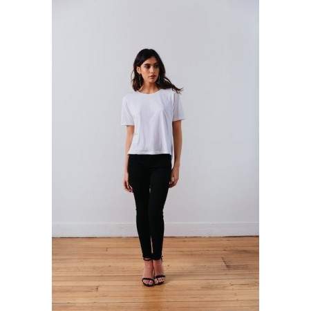 The MNML Wanderer Tee White
