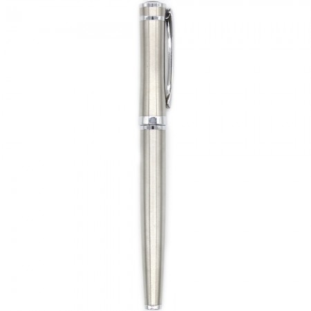 Refillable Stainless Steel Fountain Pen