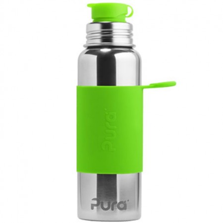 Pura Kiki Sports Bottle 850ml - Green