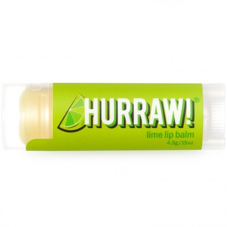 Hurraw lip balm - lime