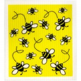 Swedish Dish Sponge Cloth - Bees