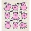 Swedish Dish Sponge Cloth - Pigs