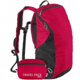 ChicoBag rePETe Travel Backpack - Formula One Red