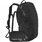 ChicoBag rePETe Travel Backpack - Black