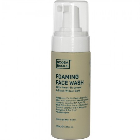 Noosa Basics Foaming Face Wash for Acne-prone Skin 150ml